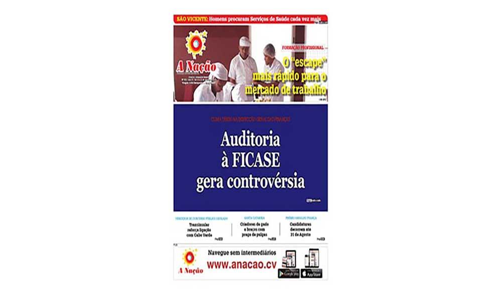 Destaques da edição 572 do Jornal A NAÇÃO
