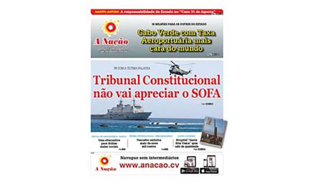 Destaques da edição 573 do Jornal A NAÇÃO