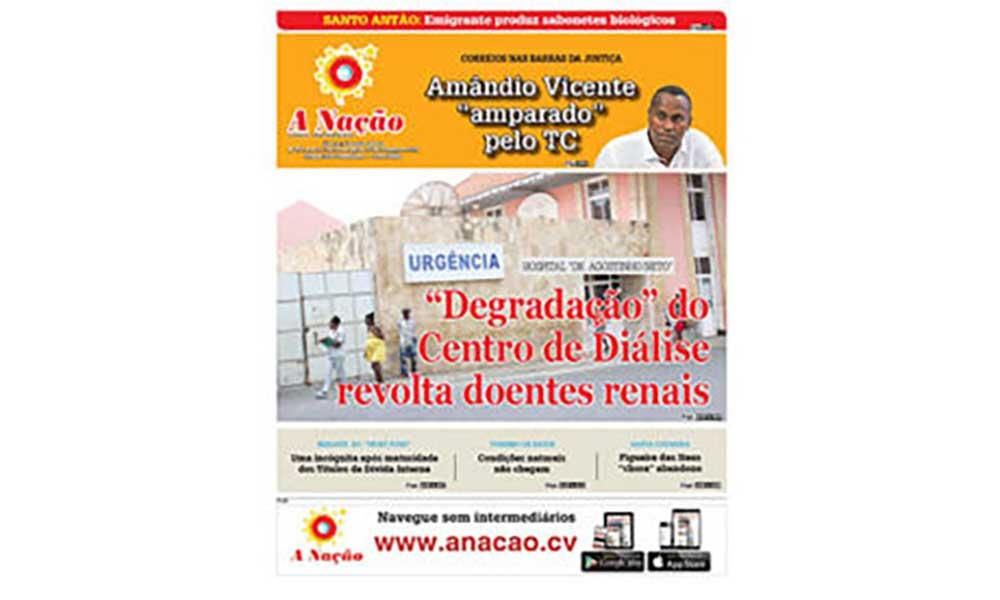 Destaques da edição 574 do Jornal A NAÇÃO
