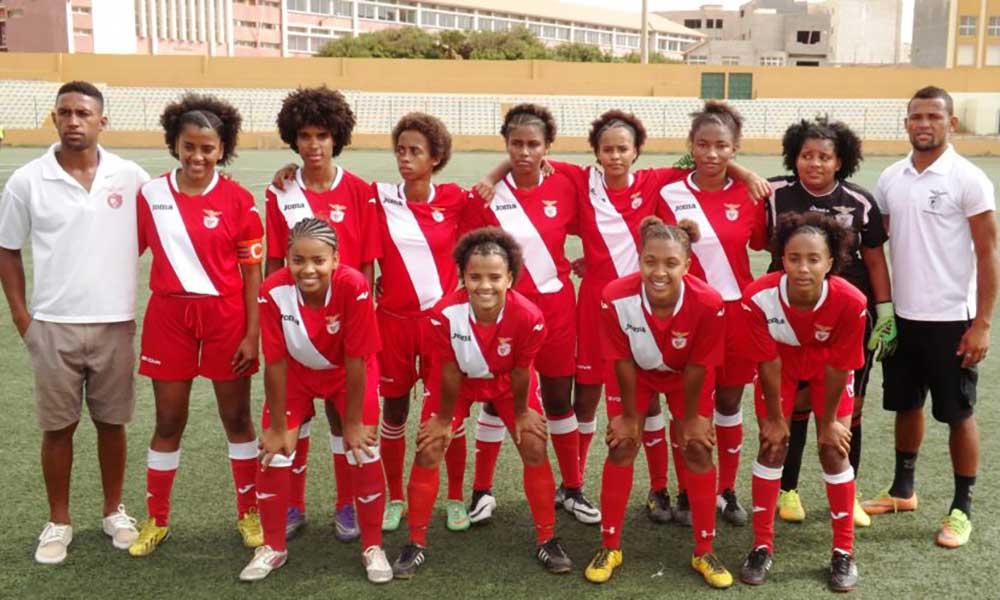 Nacional de futebol feminino: Paulense baptiza estreia de FC Porto Novo na prova