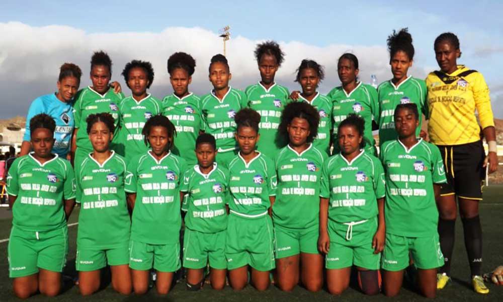 Nacional de futebol feminino: FC Porto Novo vence Paulense e vai disputar passagem a Final Four com o Mindelense