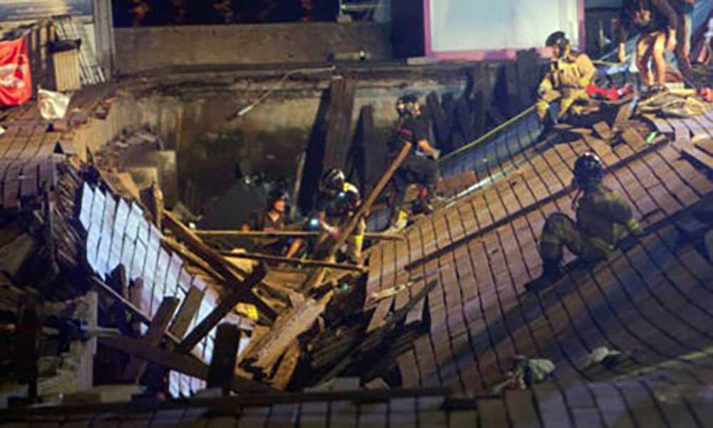 Espanha: Mais de 300 feridos com queda de palco em festival