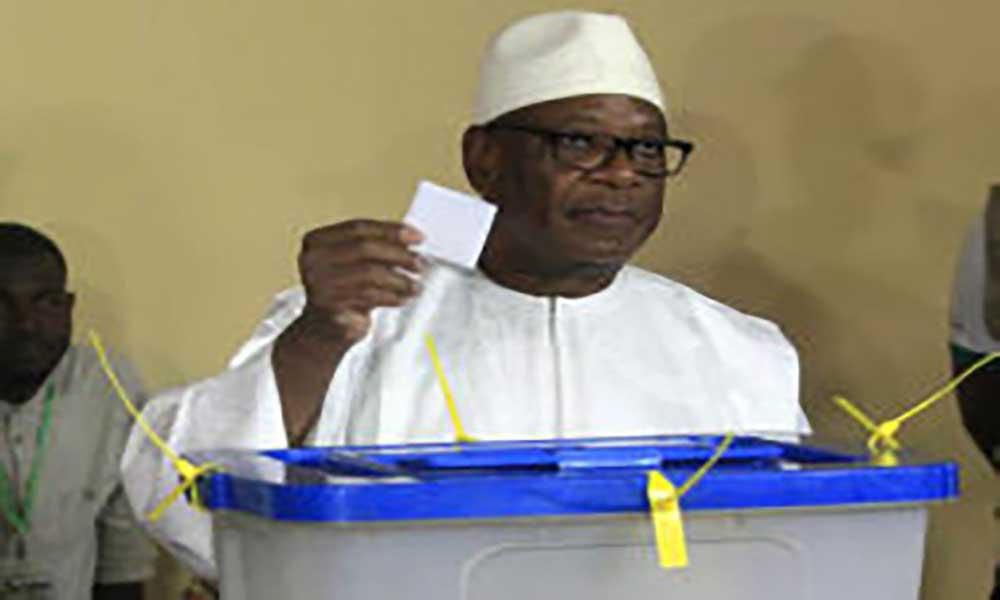 Mali: PR reeleito na segunda volta