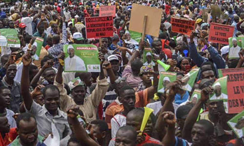 Mali: Proibida marcha da oposição contra resultados eleitorais