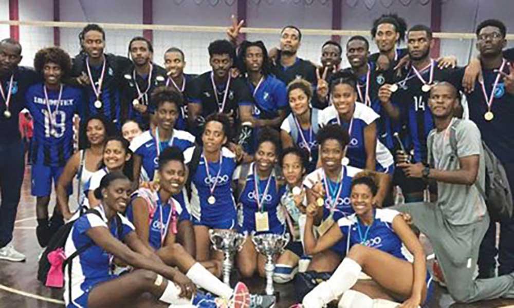 Campeonato Nacional de Voleibol: Santiago Sul mantém supremacia