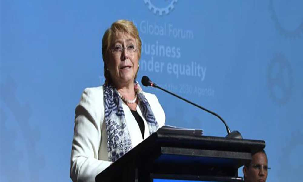 ONU aprova ex-PR do Chile como alta-comissária dos Direitos Humanos