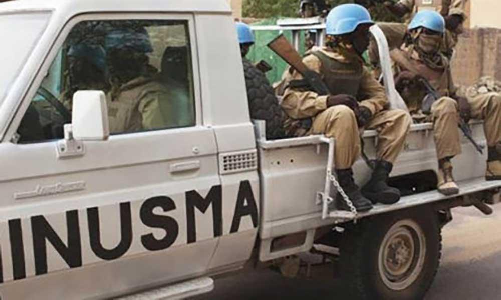 ONU sanciona Mali  com 15 votos a favor