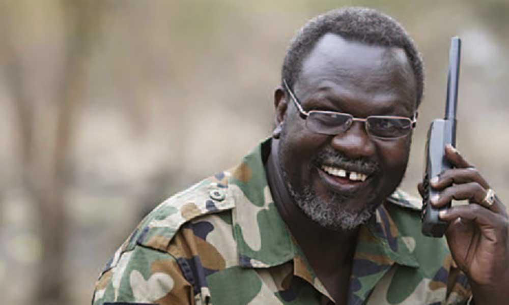 Sudão do Sul: Líder rebelde recusa assinar Acordo de Paz
