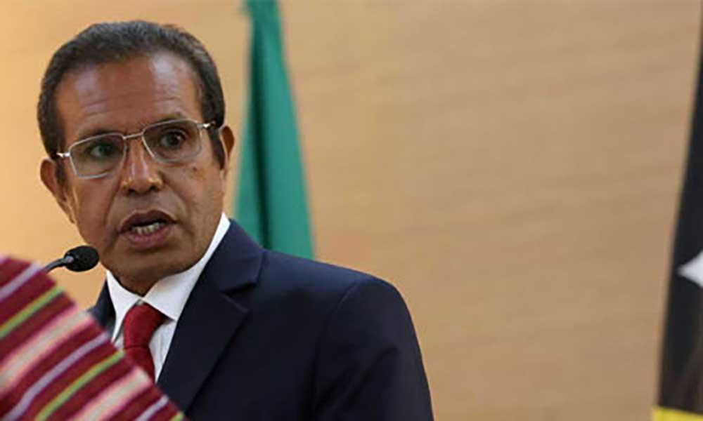Timor-Leste: PM destaca importância de novo Porto para Economia nacional