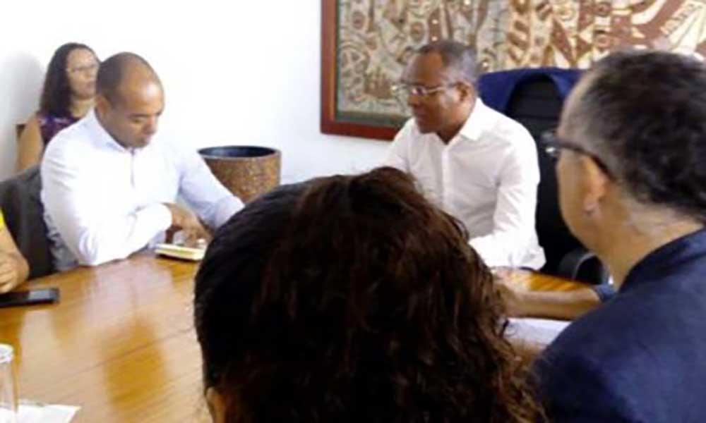 """São Vicente: Governo e agentes culturais acertam plano estratégico para """"alavancar"""" a cultura"""