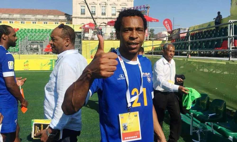 Campeonato do Mundo de minifutebol: Cabo Verde enfrenta a França mirando os quartos-de-final