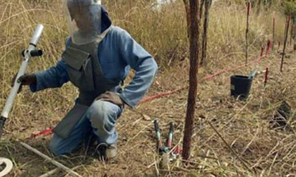 Angola entre países beneficiados com ajuda britânica para desminagem