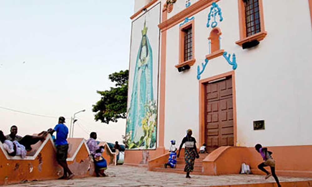Angola: Peregrinação ao Santuário da Muxima junta milhão de fiéis