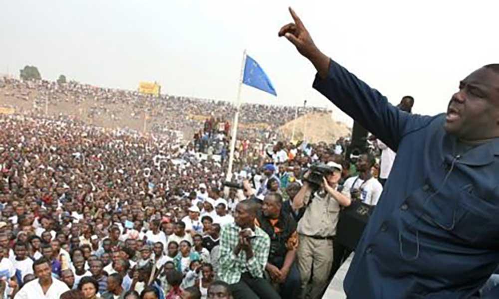 Jean-Pierre Bemba excluído das presidenciais na República Democrática do Congo