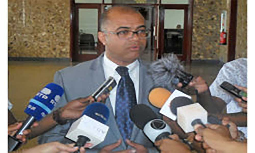 """""""Pendências judiciais diminuem em 1, 8 % nos Tribunais da primeira instância"""" – Bernardino Delgado"""