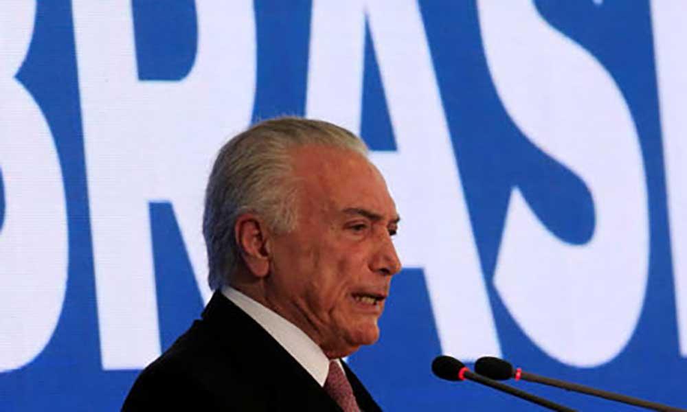 Brasil: Polícia Federal conclui que PR recebeu subornos da Odebrecht