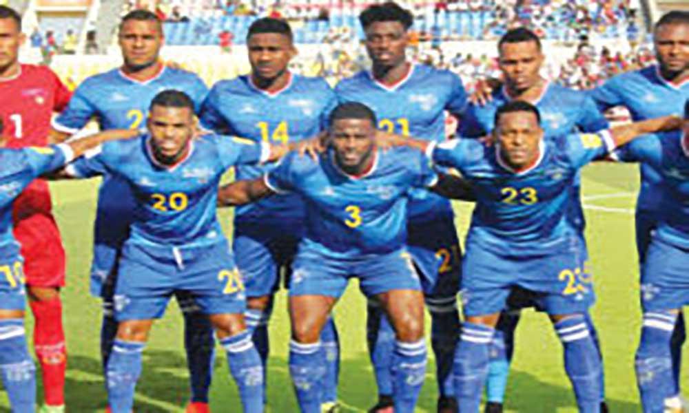 Ranking FIFA: Cabo Verde cai para 67ª posição