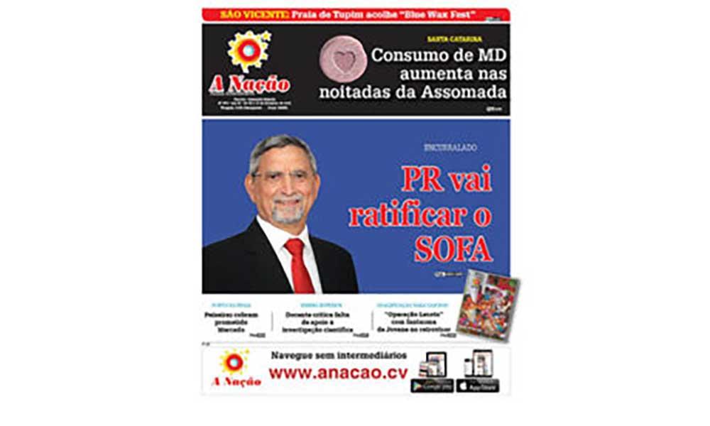 Destaques da edição 575 do Jornal A NAÇÃO