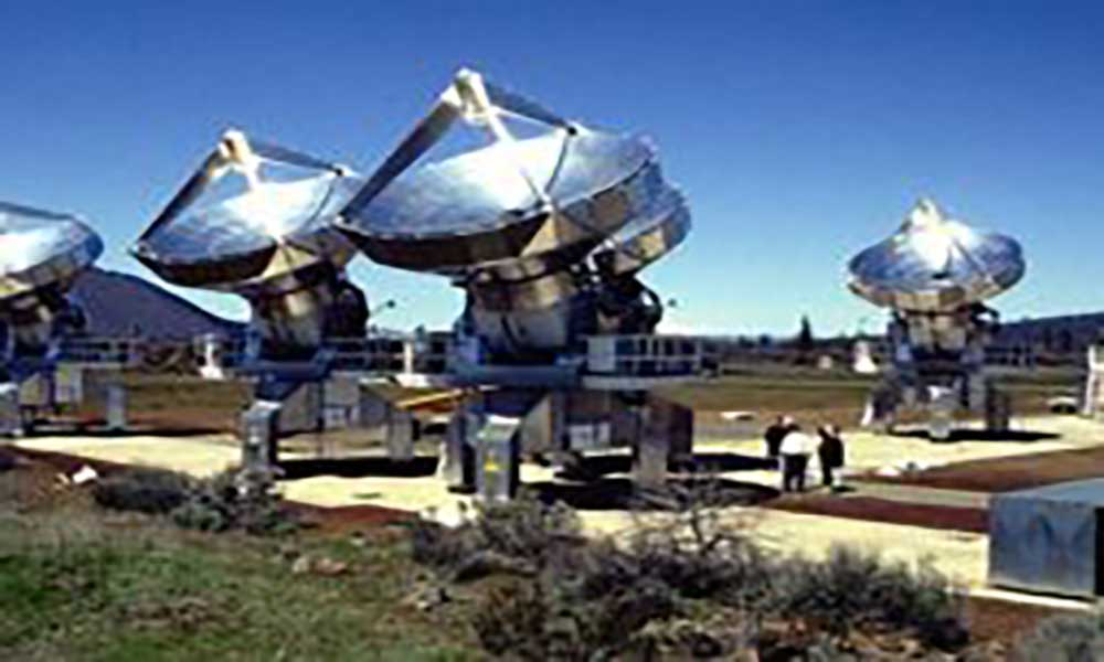 Cientistas detetam 72 sinais extraterrestres vindos de uma galáxia a 3000 milhões de anos-luz
