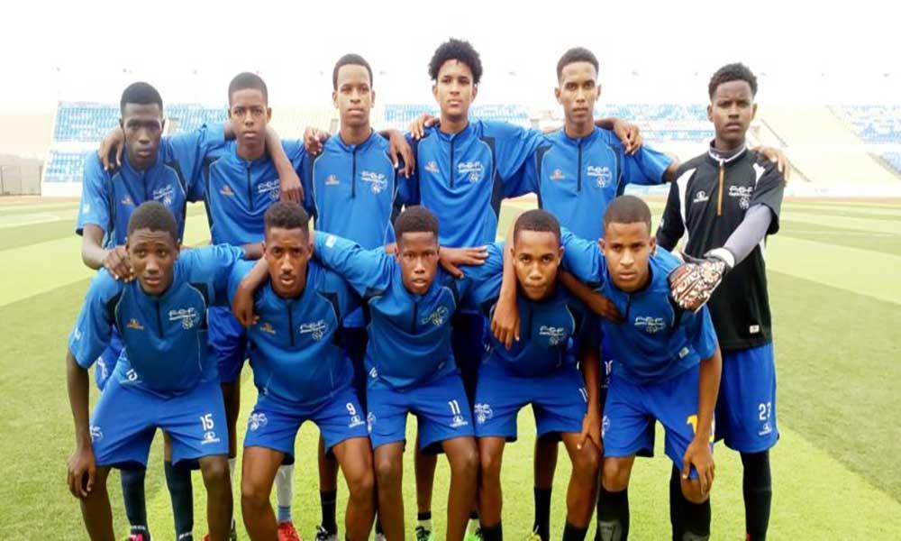 Qualificaçao CAN 2019 sub17: Cabo Verde vence a Mauritânia por 2-1