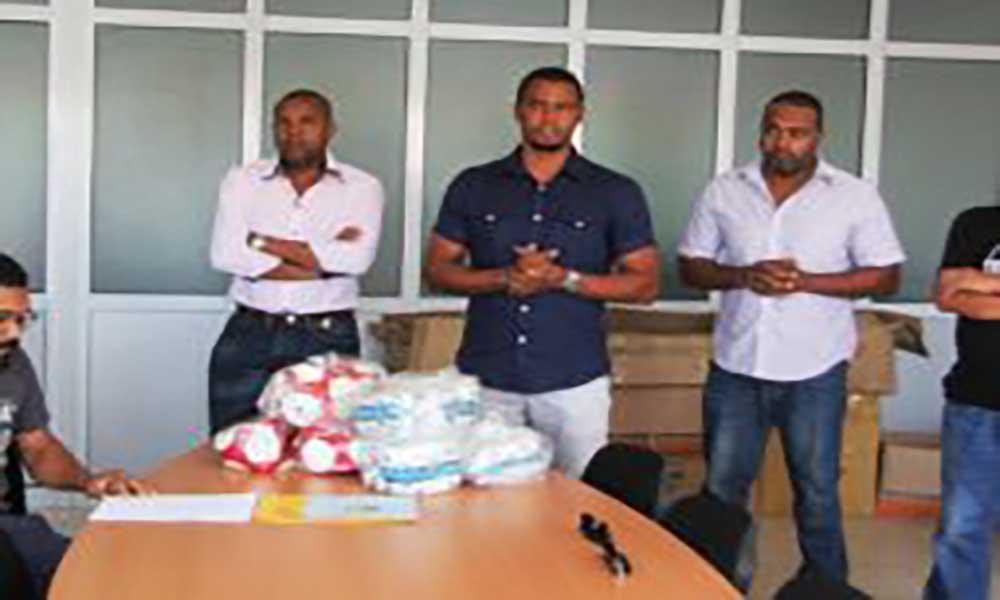 Boa Vista: Câmara Municipal entrega equipamento desportivo a equipas federadas da ilha