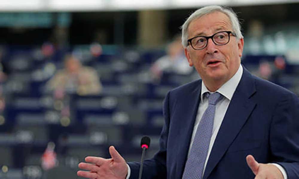 Juncker debate pela última vez o estado da União em Estrasburgo