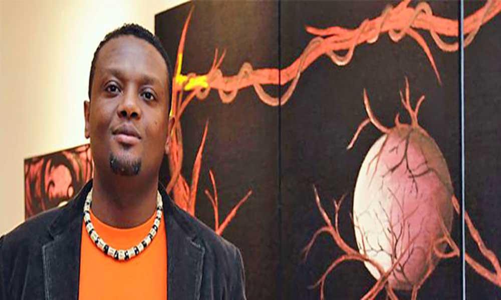 Diáspora: Artista plástico Nelson Neves participa em exposição colectiva no Luxemburgo
