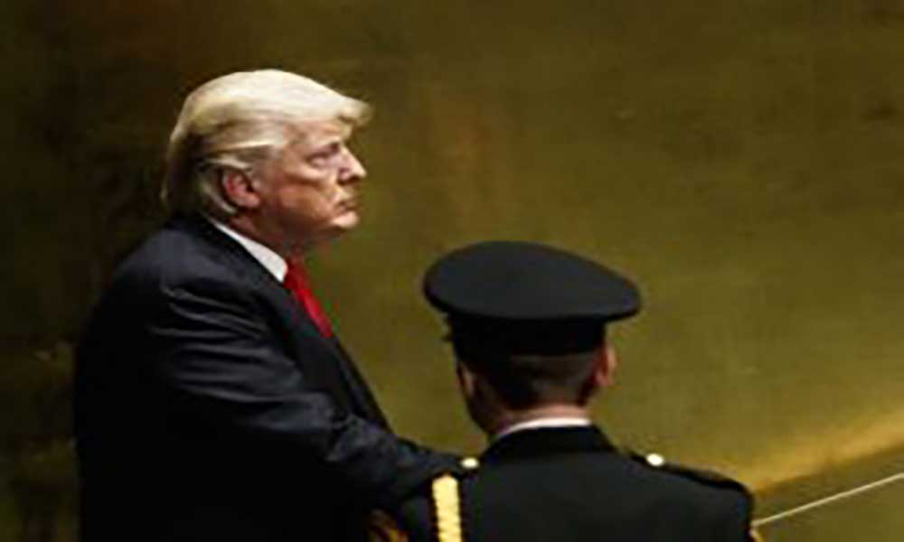 Trump diz que Maduro poderia ser
