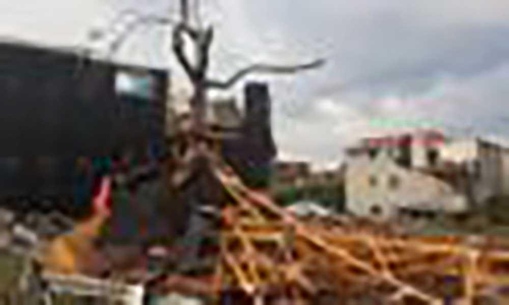 30 feridos e 130 mil sem eletricidade na sequência de um tornado no Quebeque