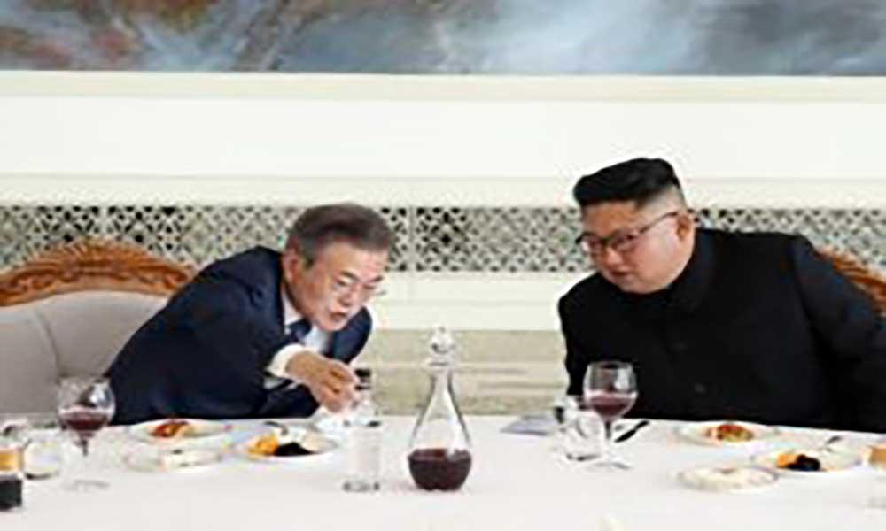 Coreia do Norte e Coreia do Sul anunciam candidatura conjunta para Jogos Olímpicos