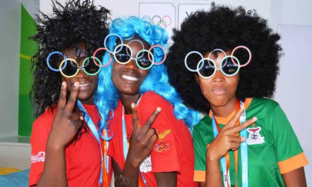 COI anuncia Senegal como sede dos Jogos Olímpicos da Juventude 2022