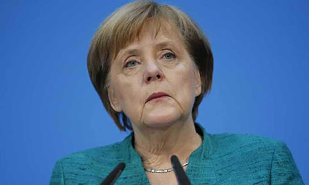 Alemanha: Merkel não se vai recandidatar à liderança da CDU