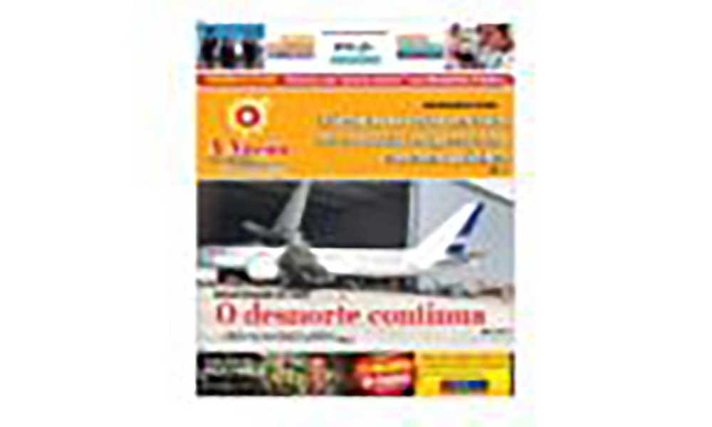 Destaques da edição 582 do Jornal A NAÇÃO