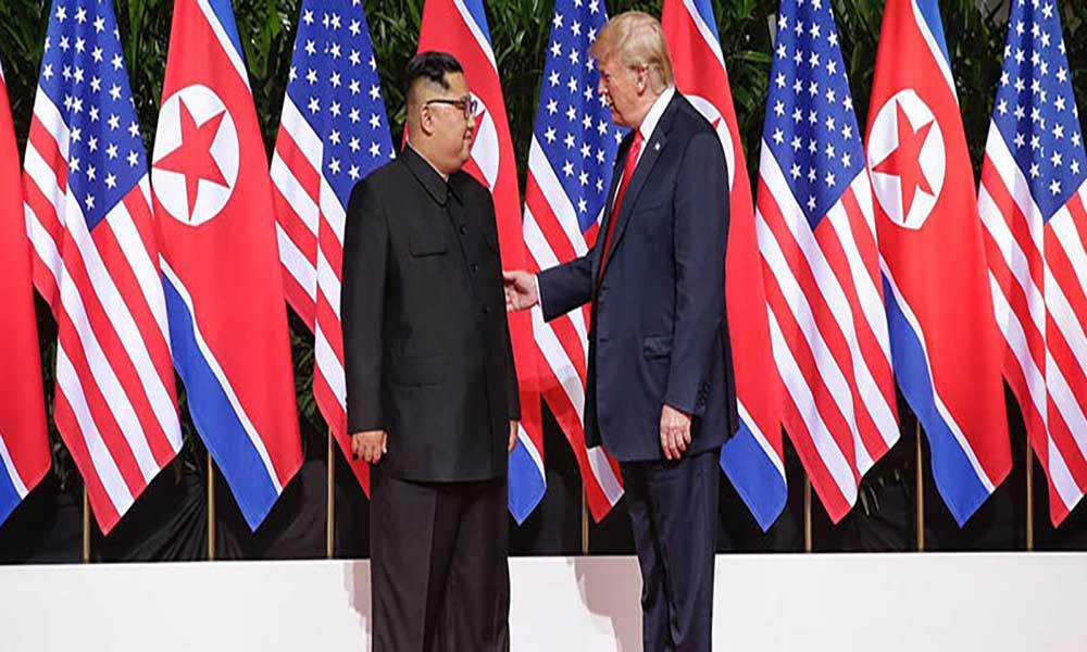 EUA/Coreia do Norte: Próximo encontro entre Trump e Kim Jong-un em 2019