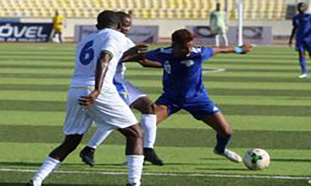 Heldon Ramos confiante em mais uma vitória sobre a Tanzânia