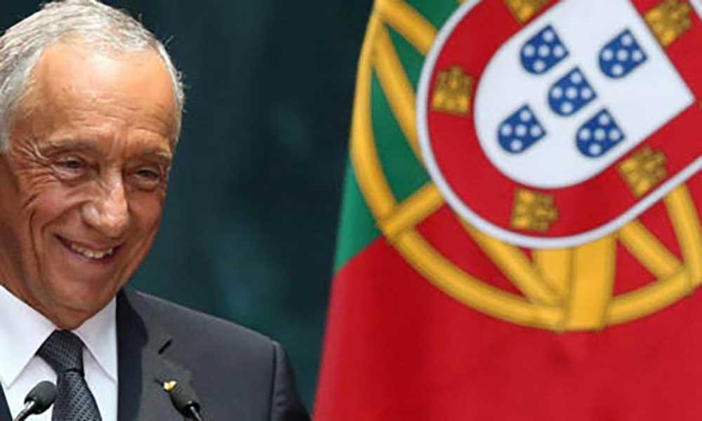 Portugal: PR recebe Prémio entregue pelo Rei da Espanha