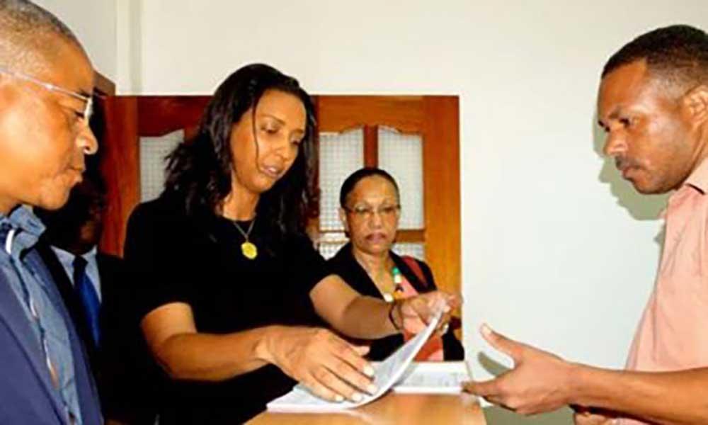 PAICV entrega no Tribunal Constitucional o pedido de fiscalização sucessiva do acordo SOFA