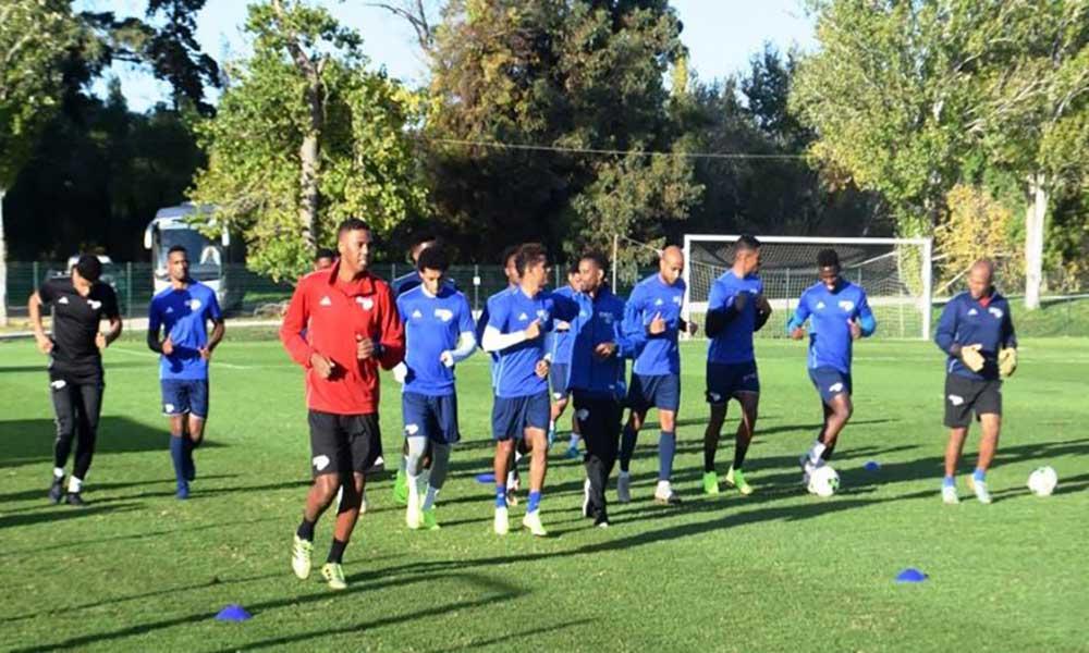 Qualificação CAN 2019: Selecção masculina realiza primeiro treino de preparação para o embate com Uganda
