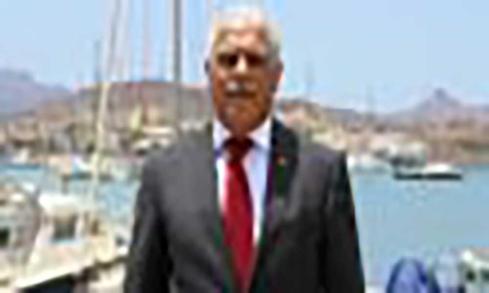 São Vicente: Ministro da Economia Marítima realiza visitas aos navios Kriola e Sotavento