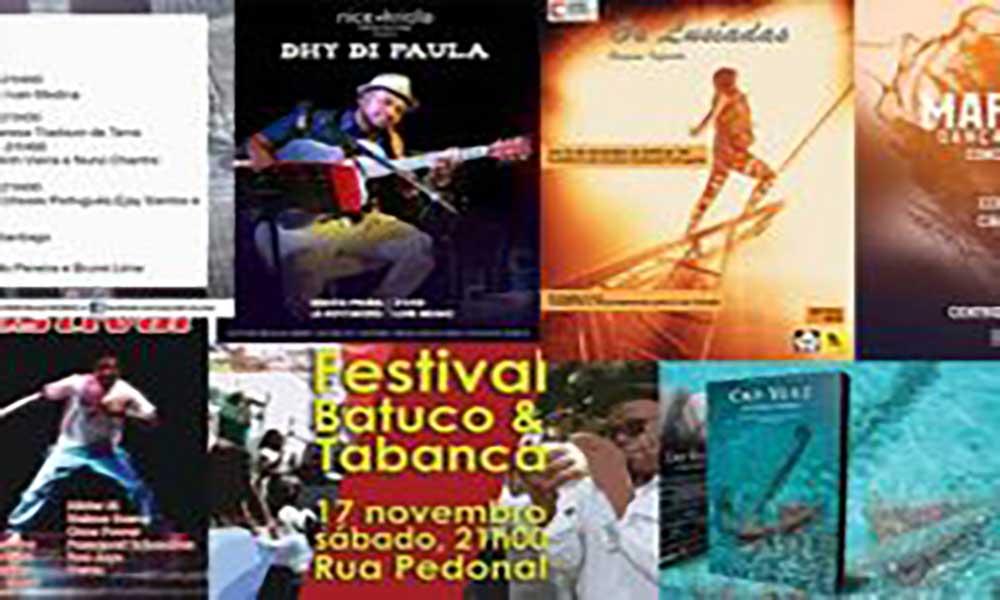 Agenda cultural de 16 a 22 de Novembro de 2018