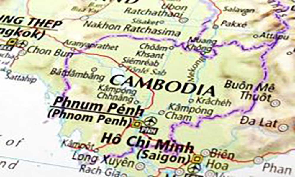Camboja não autorizará qualquer Base Militar estrangeira no território