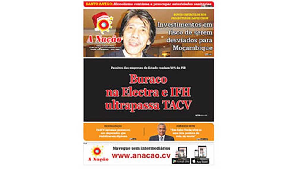 Destaques da edição 586 do Jornal A NAÇÃO