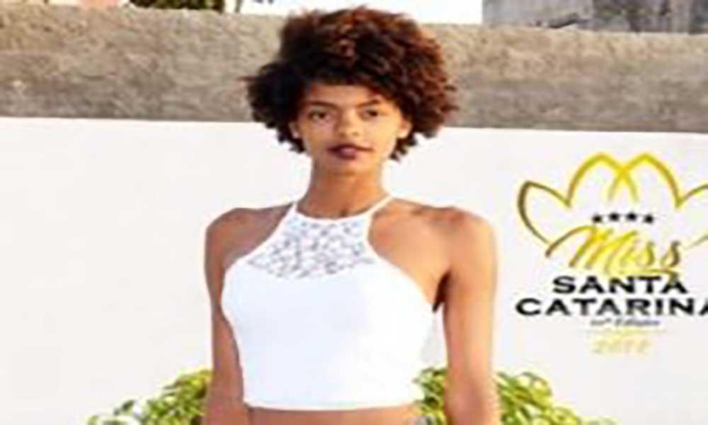 Santiago: Dilza Pereira de Cabeça Careira é a mais nova Miss Santa Catarina