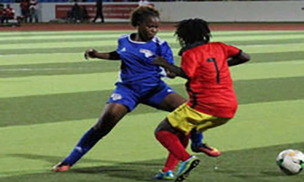 Futebol Feminino: Selecção de Cabo Verde perde com a Guiné-Bissau no primeiro jogo oficial