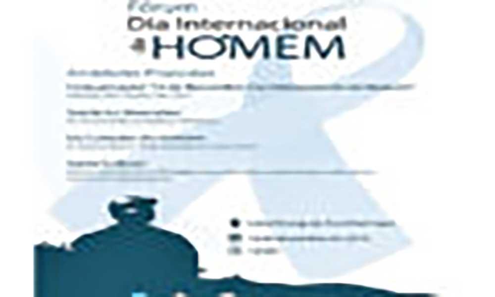 São Domingos acolhe Fórum do Dia Internacional do Homem