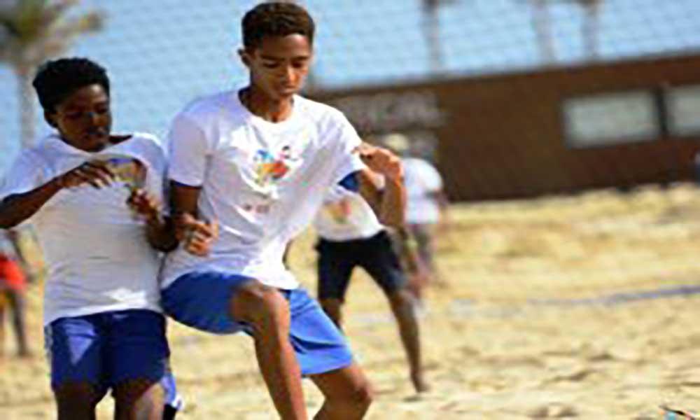 Chefes de missão de países africanos reúnem-se em Santa Maria para preparar Jogos Africanos de Praia 2019