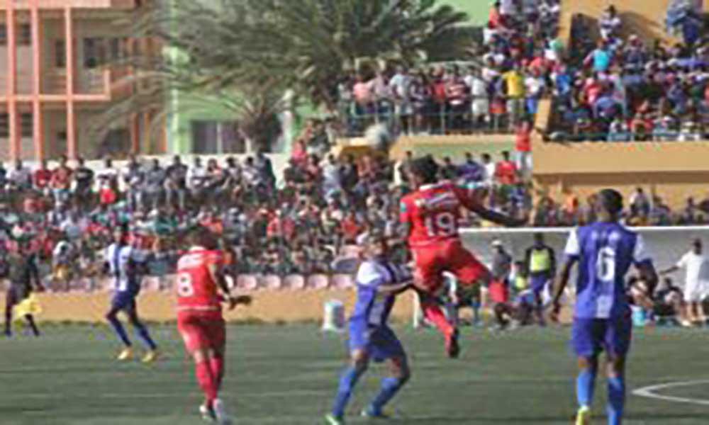 São Vicente/Torneio de Abertura: Derby enfrenta o Mindelense no jogo de destaque da última jornada
