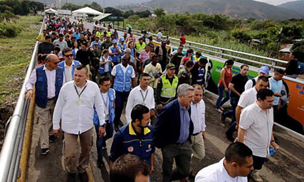 Brasil doa 3,5 milhões de euros para ajudar migrantes e refugiados