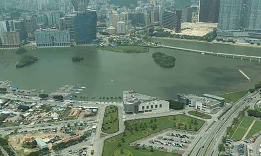 Macau vai proteger um dos maiores estaleiros navais do Sul da China