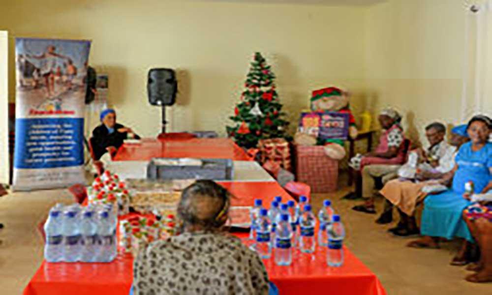 Sal: TRG Foundation leva sorrisos a carenciados em época de Natal